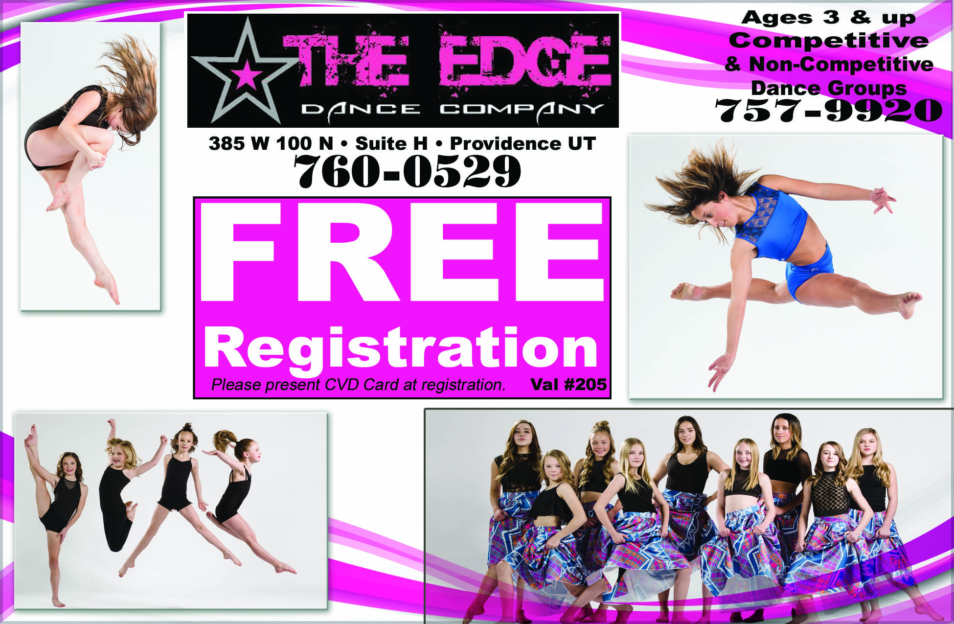 The Edge Dance Company