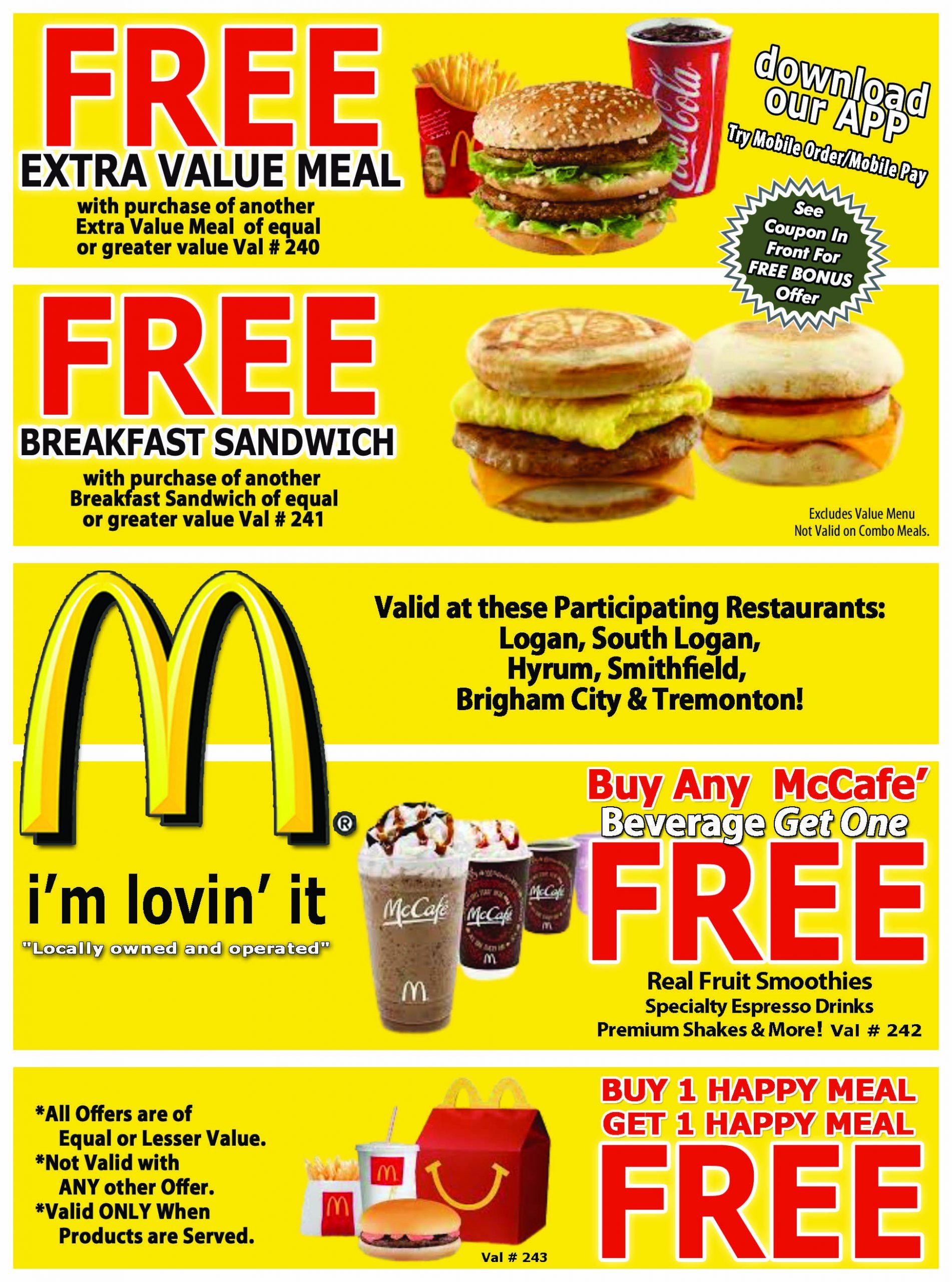 McDonalds Logan Utah