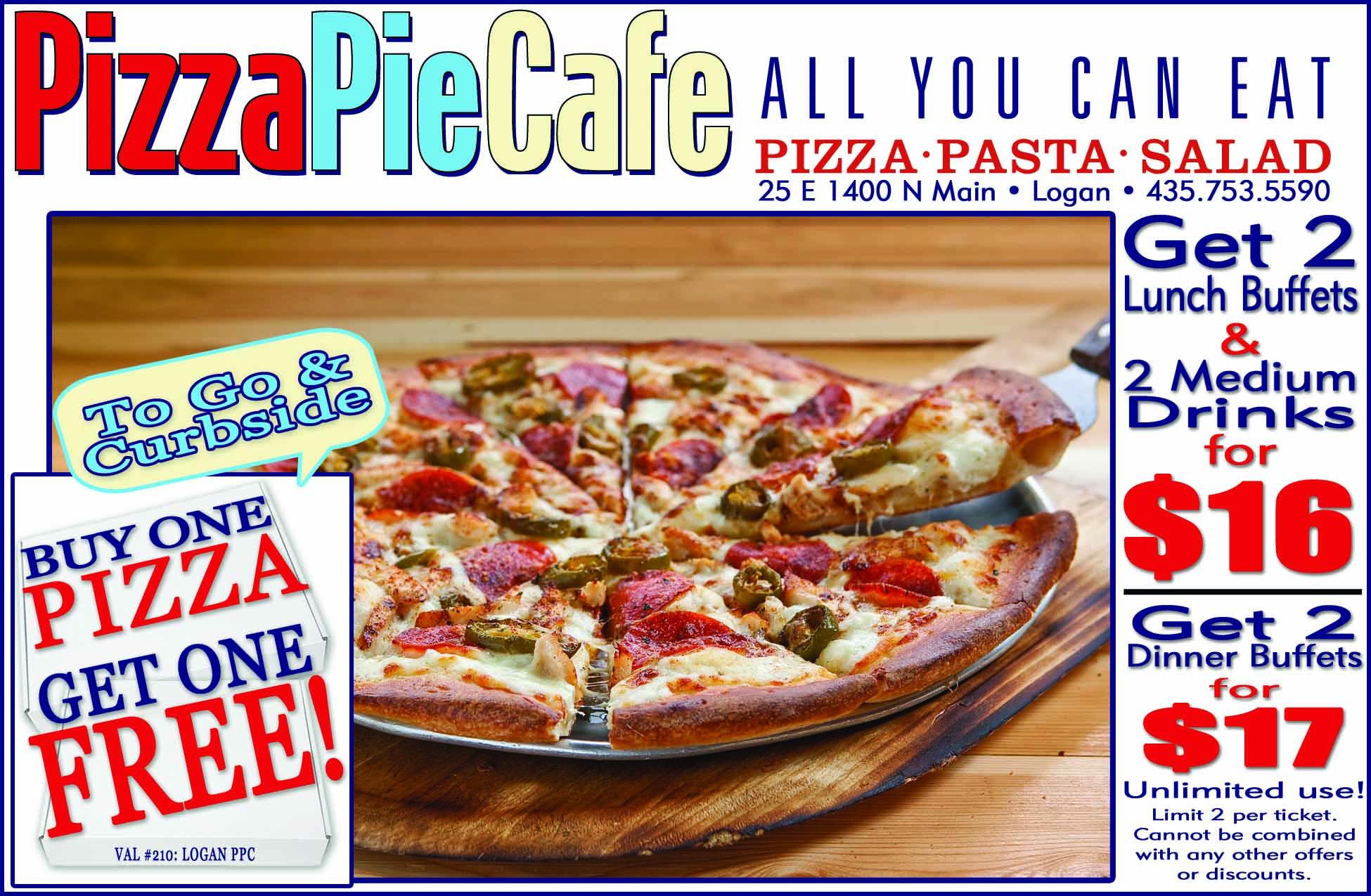 Pizza Pie Cafe Logan