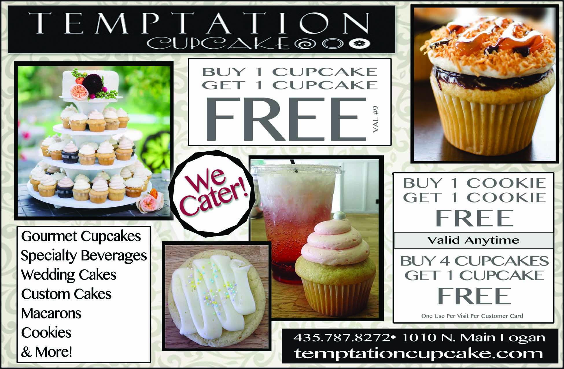 Temptation Cupcake Logan