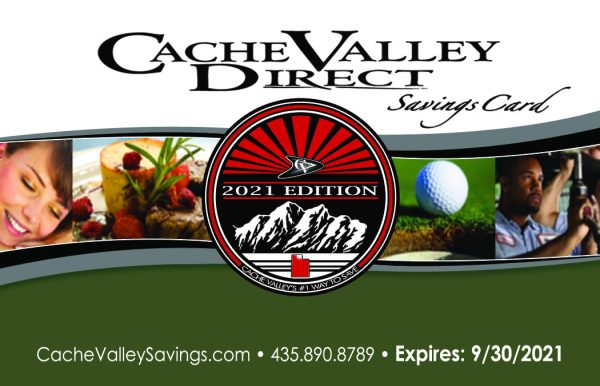Cache Valley Direct Savings Guide Card