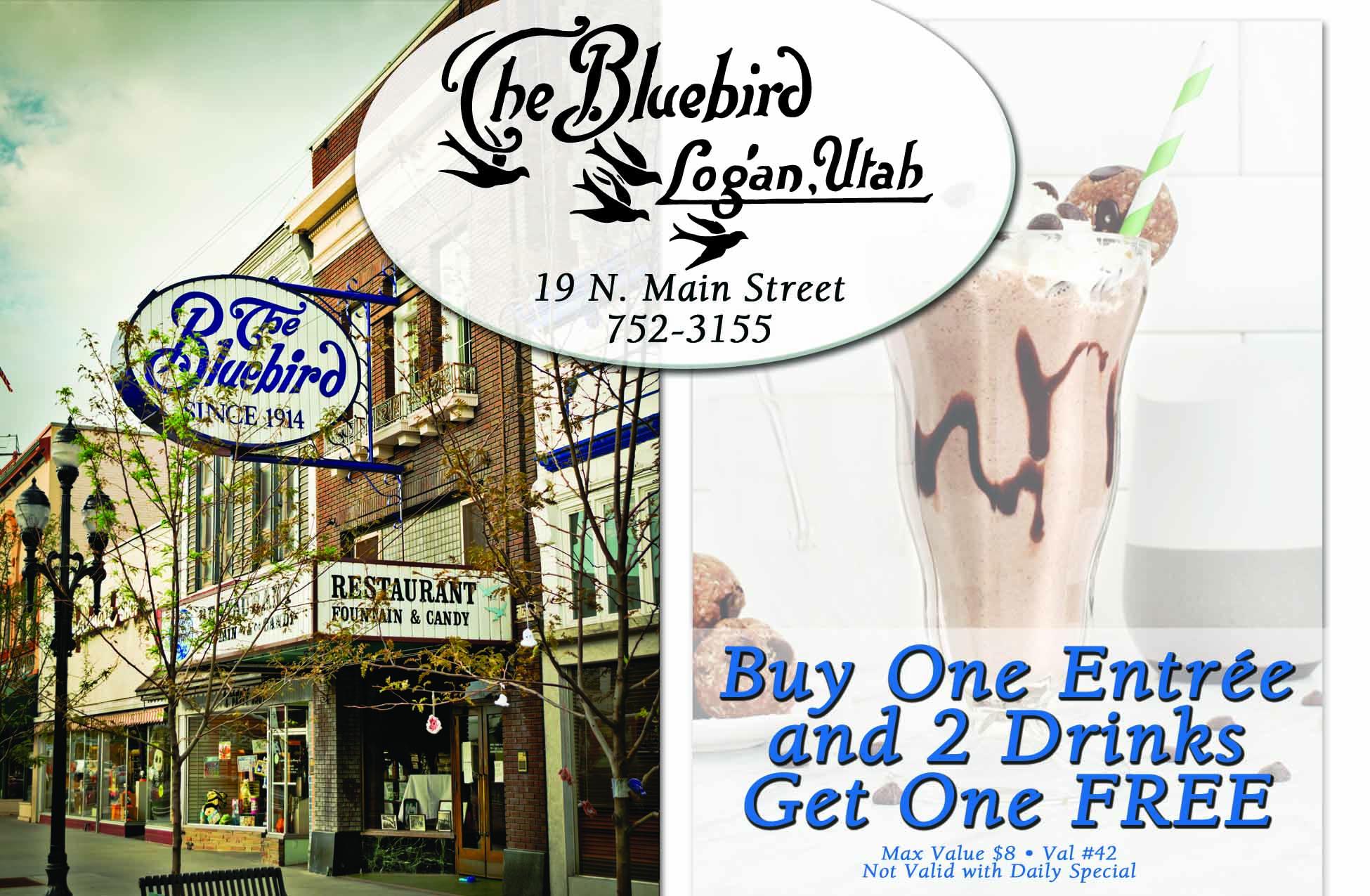 Bluebird Restaurant Logan