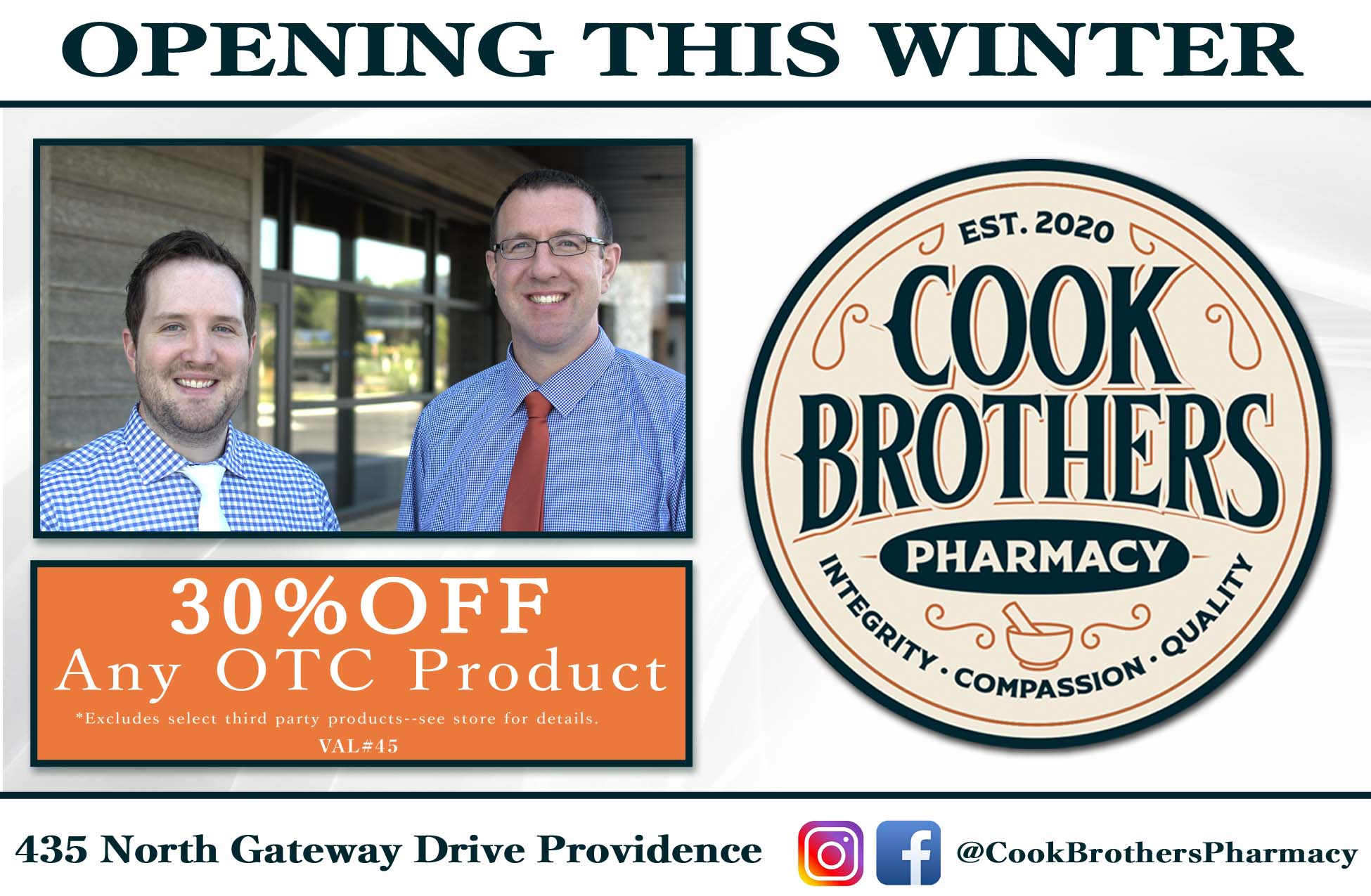 Cook Brothers Pharmacy